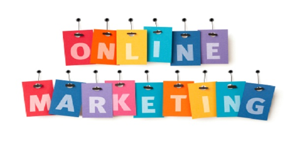 ONLINE MARKETING on price labels