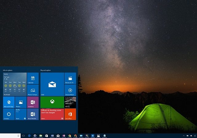 Windows 10 Fresh Install