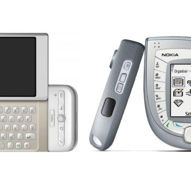 Old mobile functions
