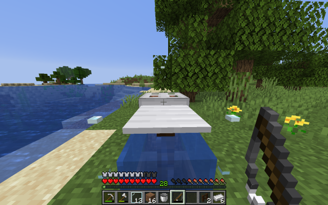 how to make an afk fish farm in minecraft