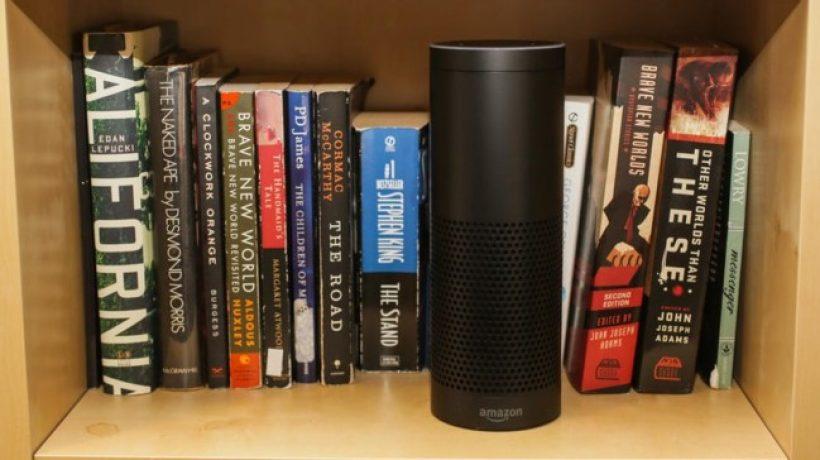 Amazon Echo now you read Kindle books