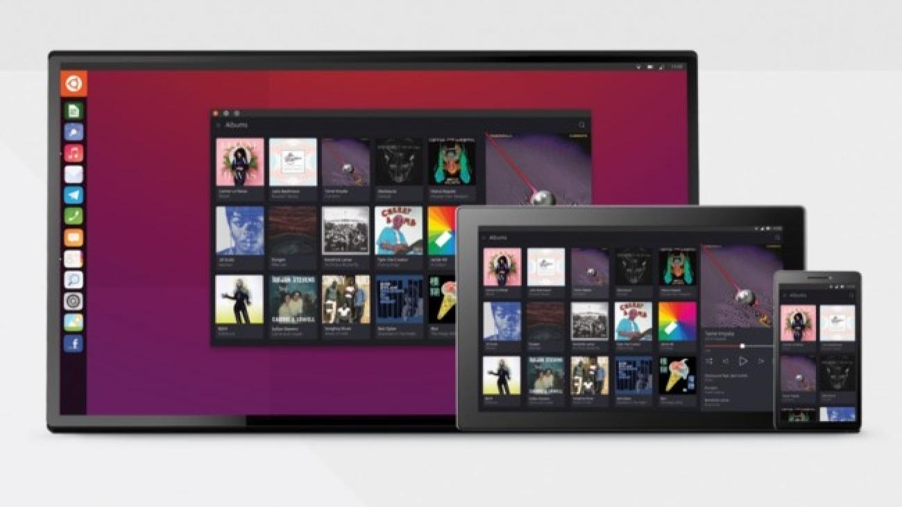 Ubuntu BQ Tablet