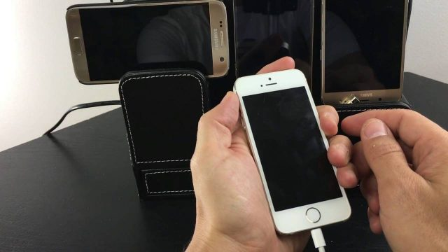iphone won't charge or turn on