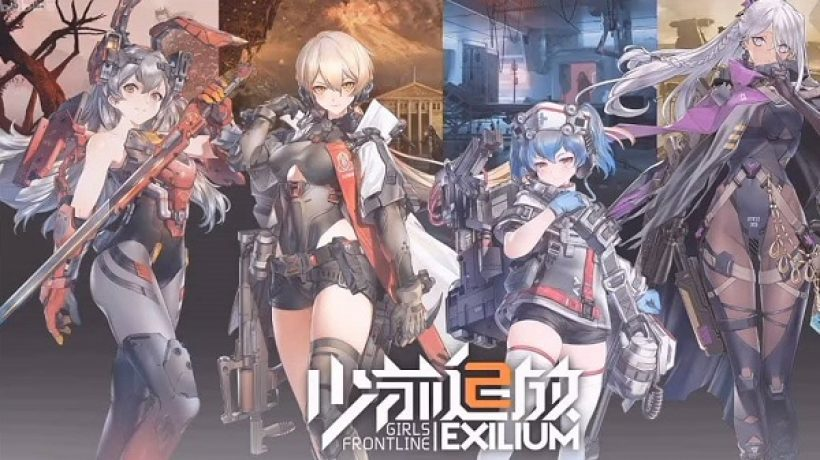 Girls frontline 2: How to play?